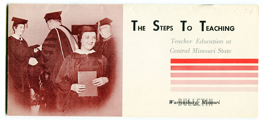 COE Steps to Teaching flyer