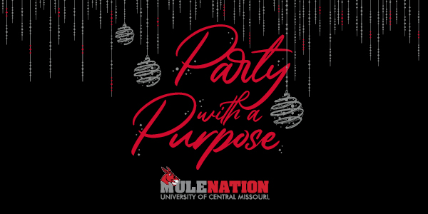 Party With a Purpose header