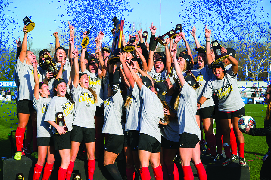 Jennies Soccer 2018 National Champs